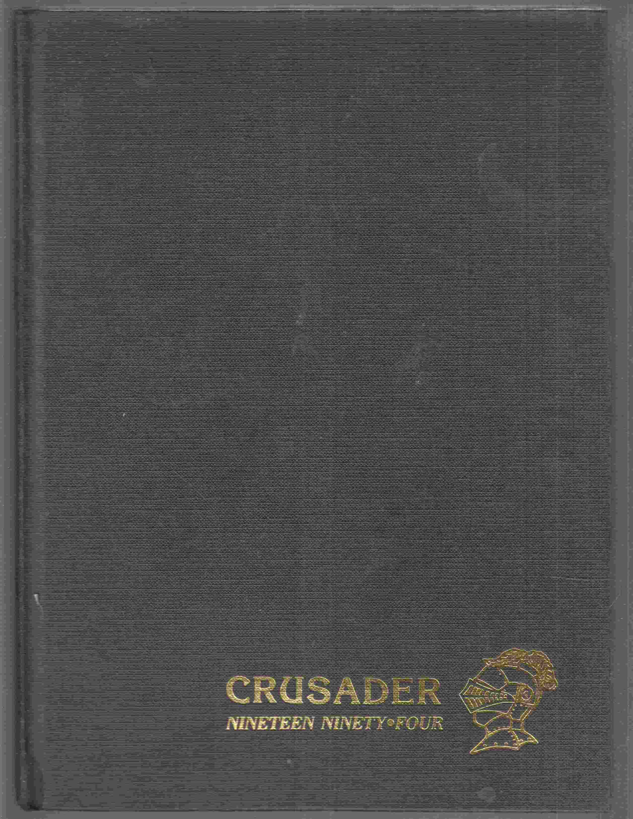 Image for Crusader 1994 LaSalle Secondary School