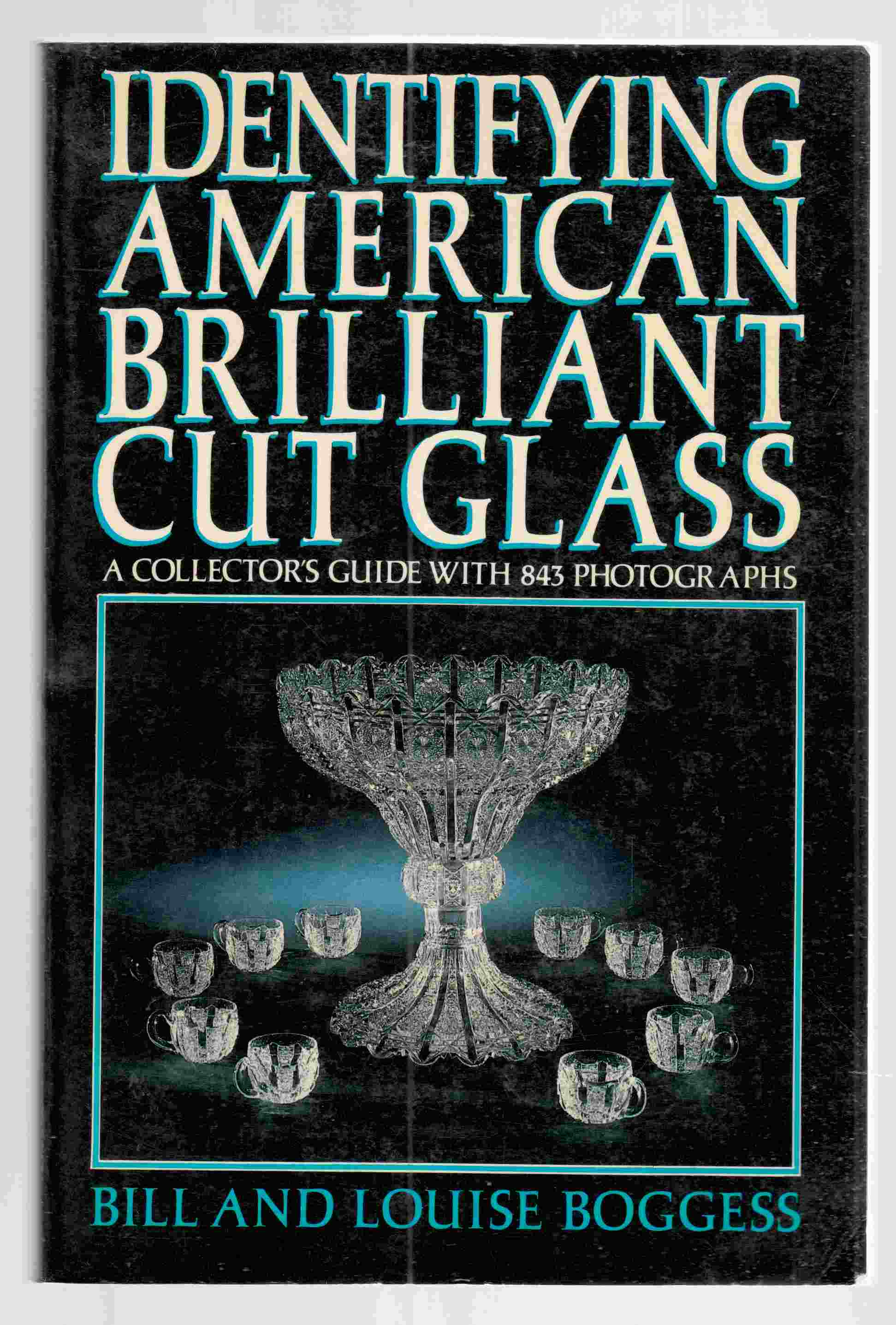 Image for Identifying American Brilliant Cut Glass