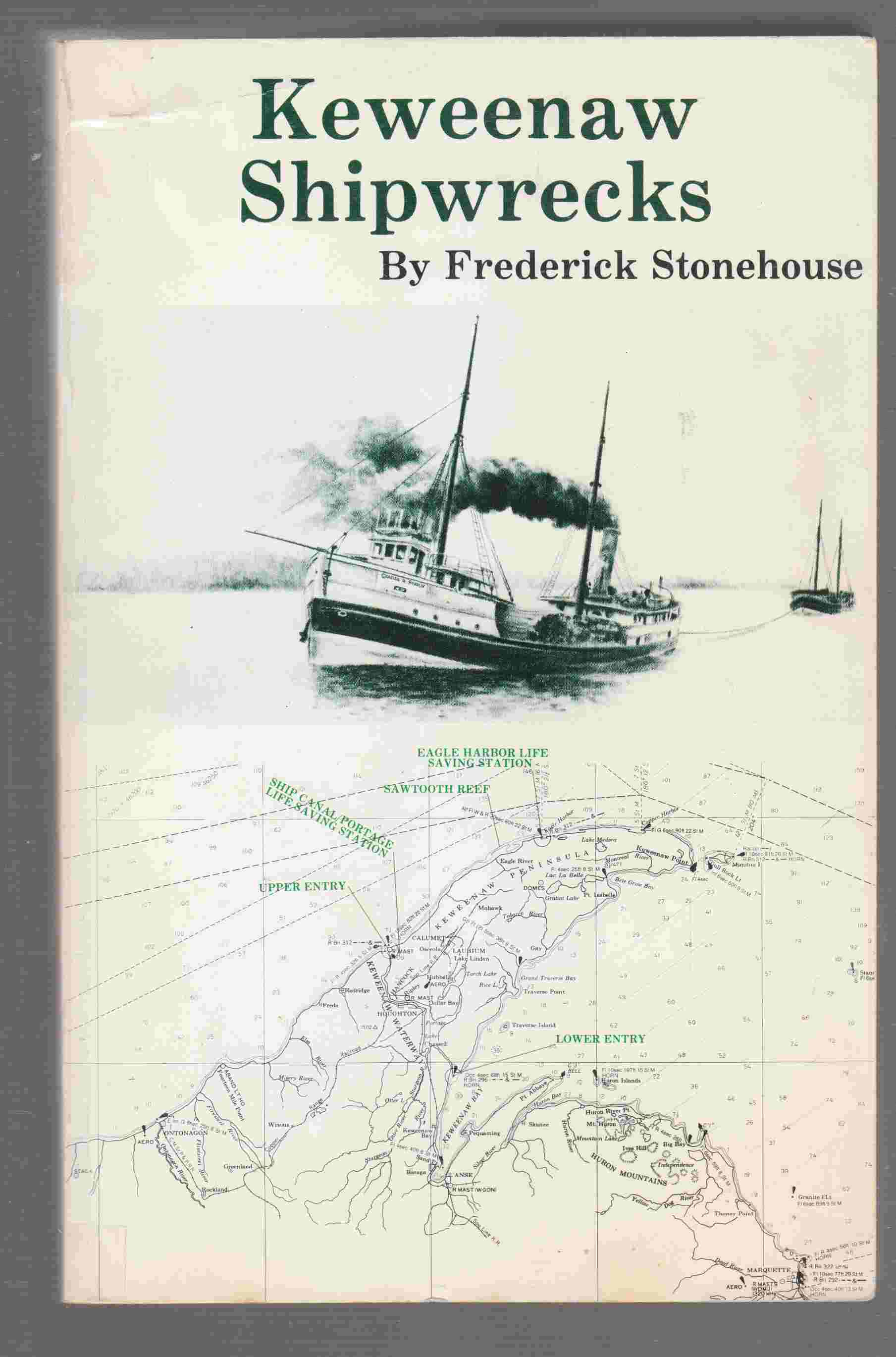 Image for Keweenaw Shipwrecks