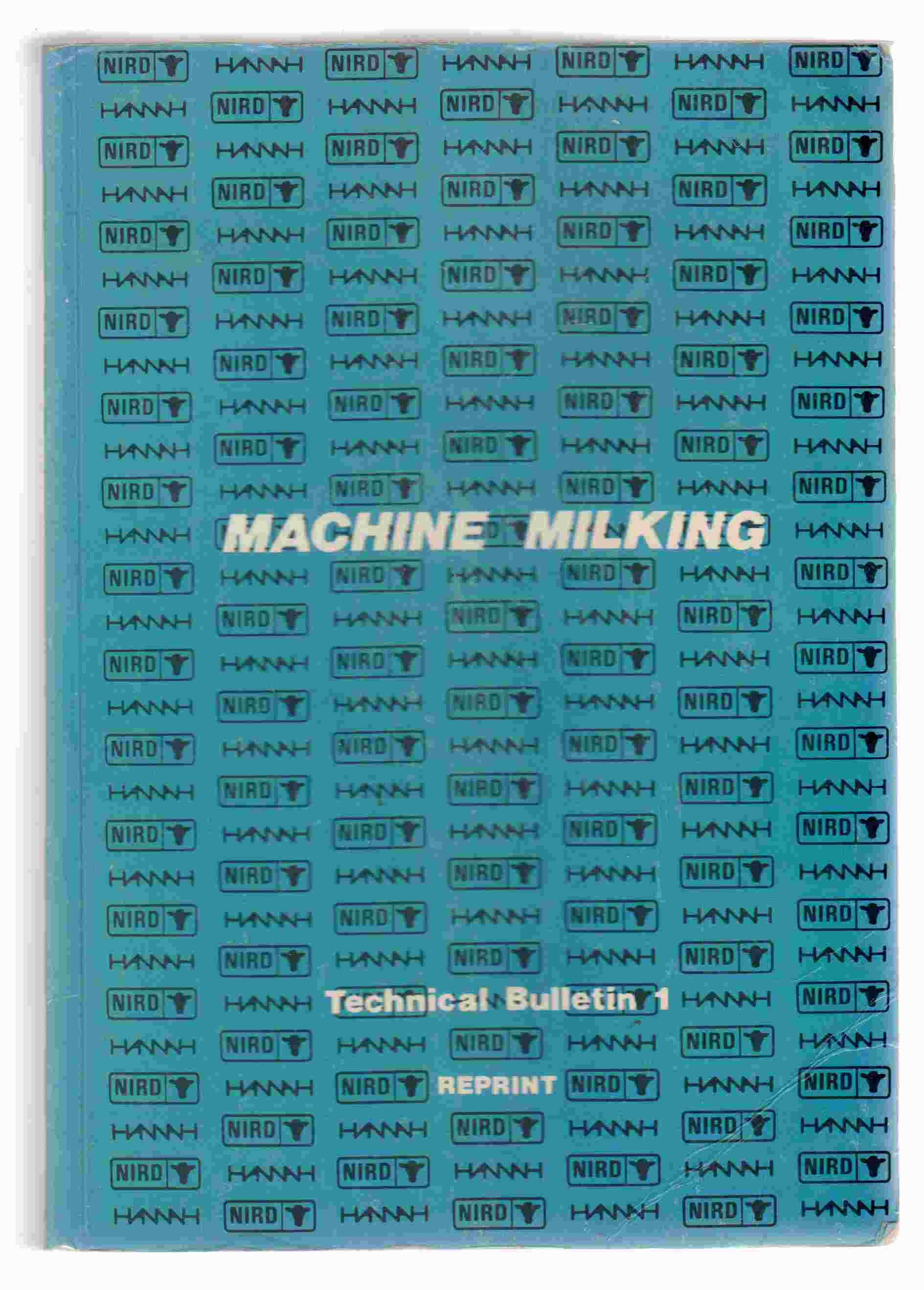 Image for Machine Milking