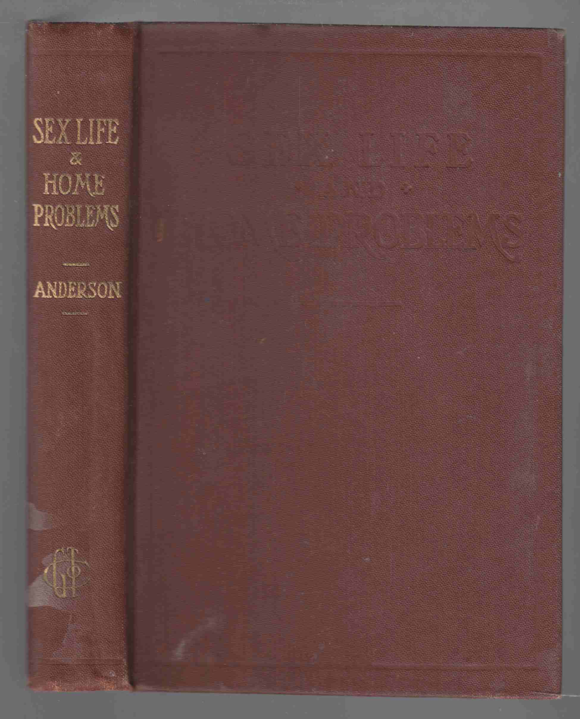 Image for Sex Life and Home Problems