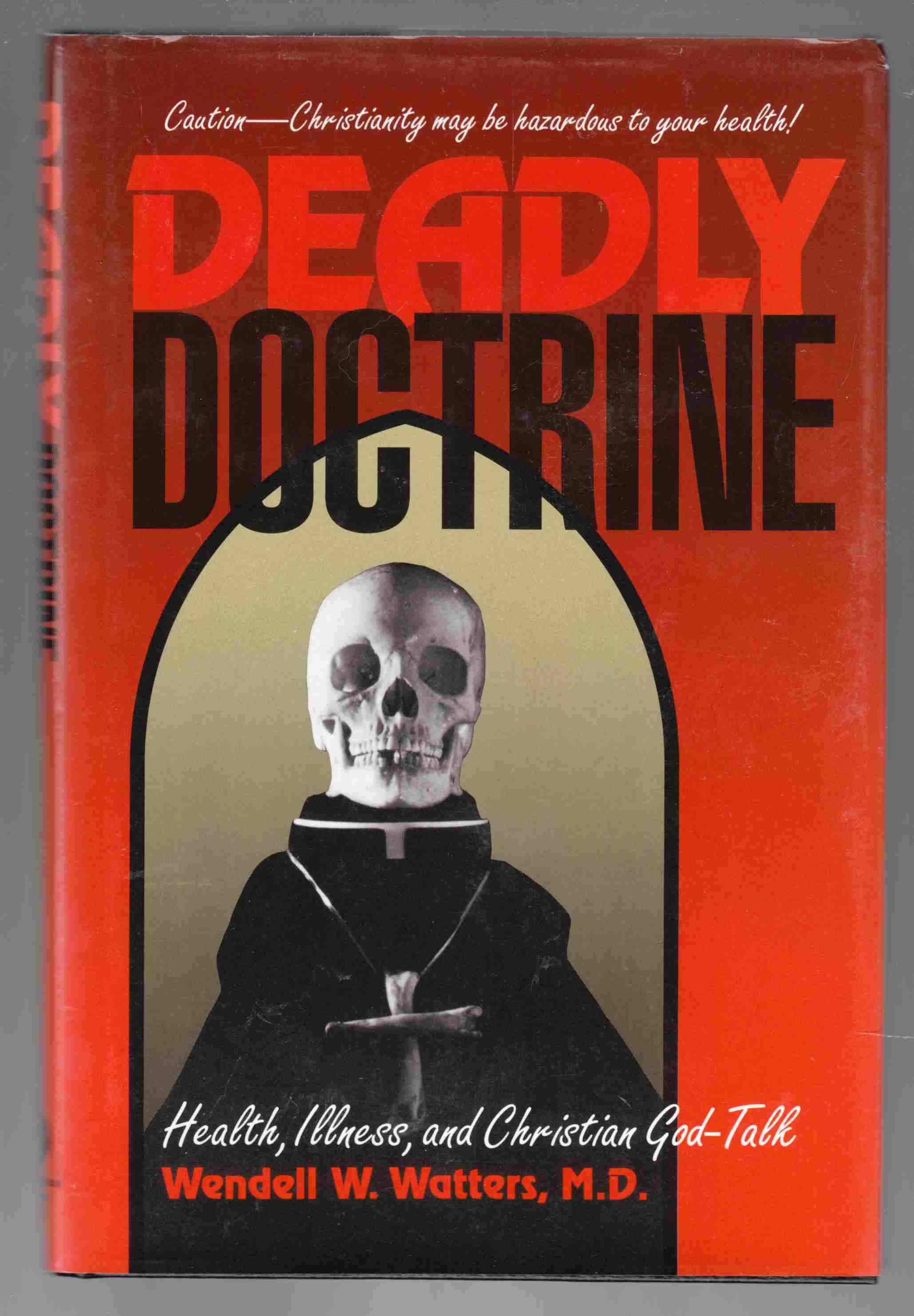 Image for Deadly Doctrine Health, Illness, and Christian God-Talk