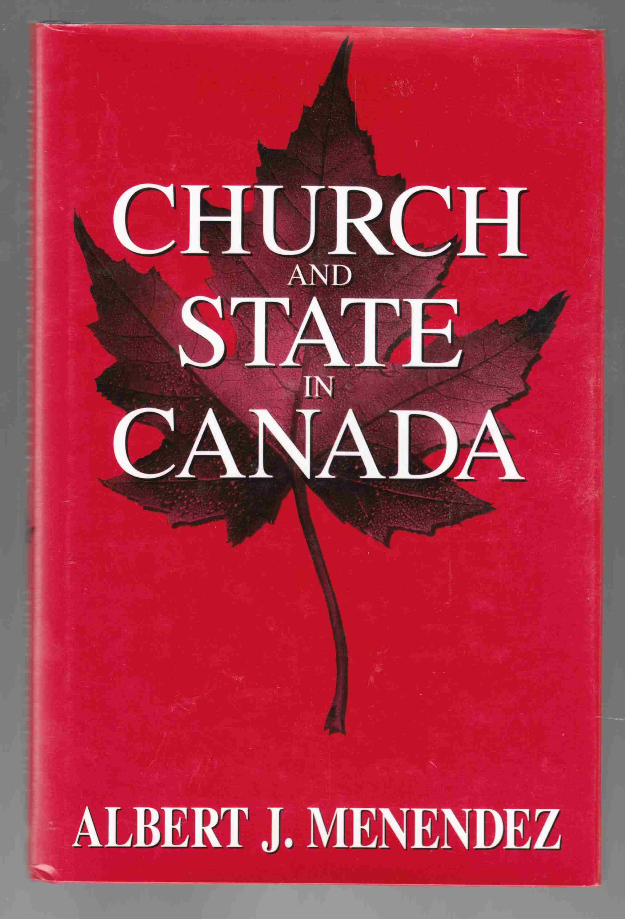 Image for Church and State in Canada