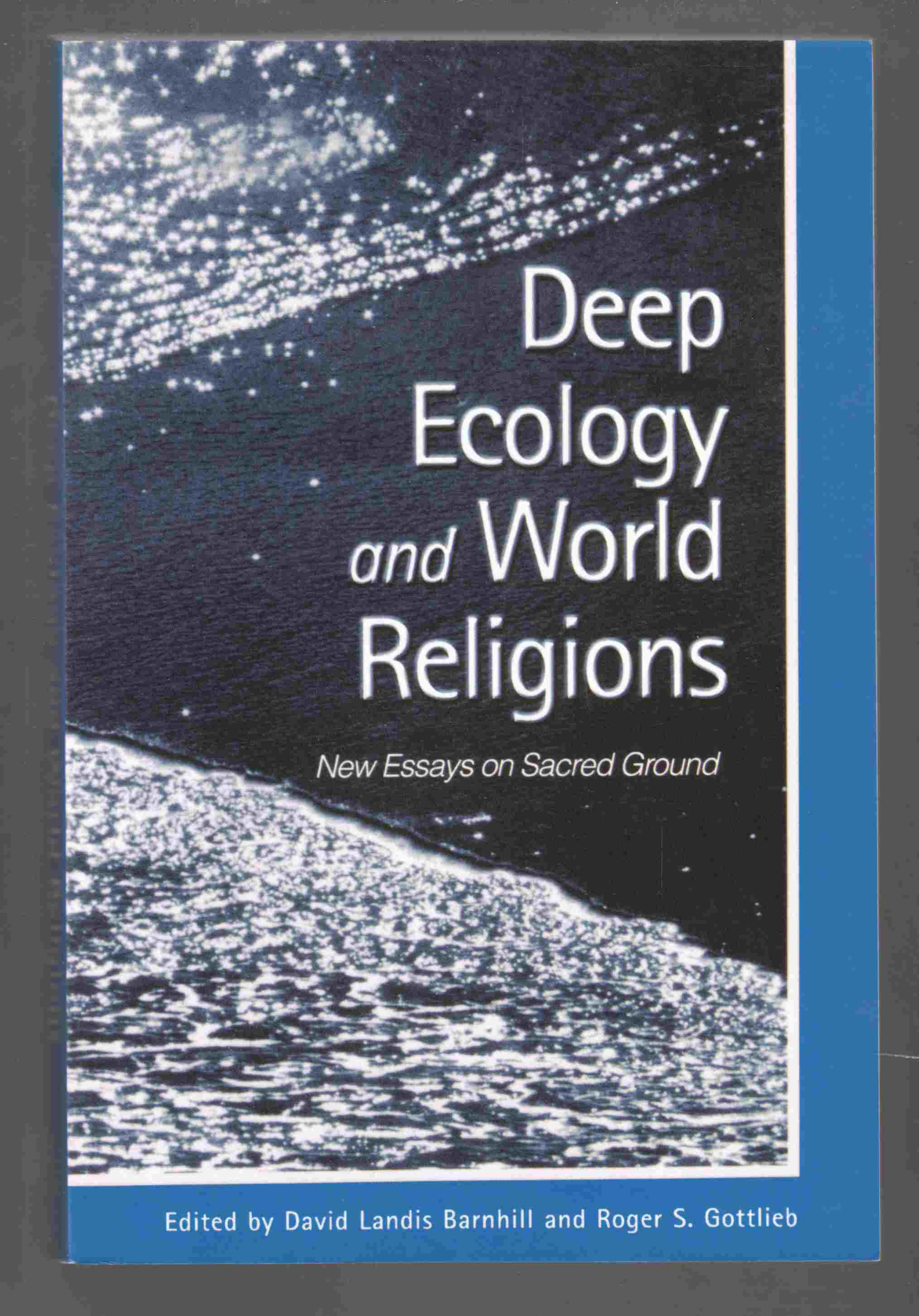 Image for Deep Ecology and World Religions New Essays on Sacred Ground