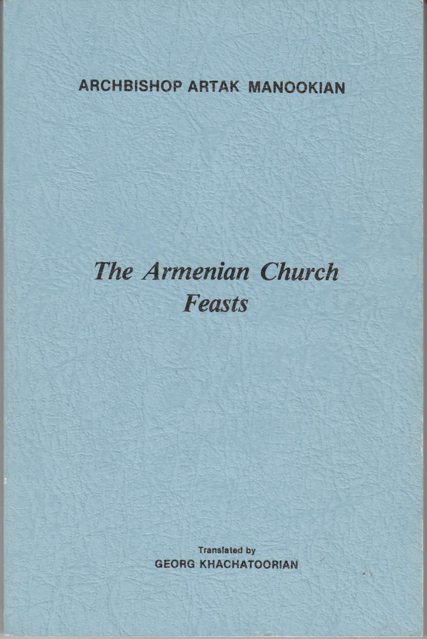 Image for The Armenian Church Feasts