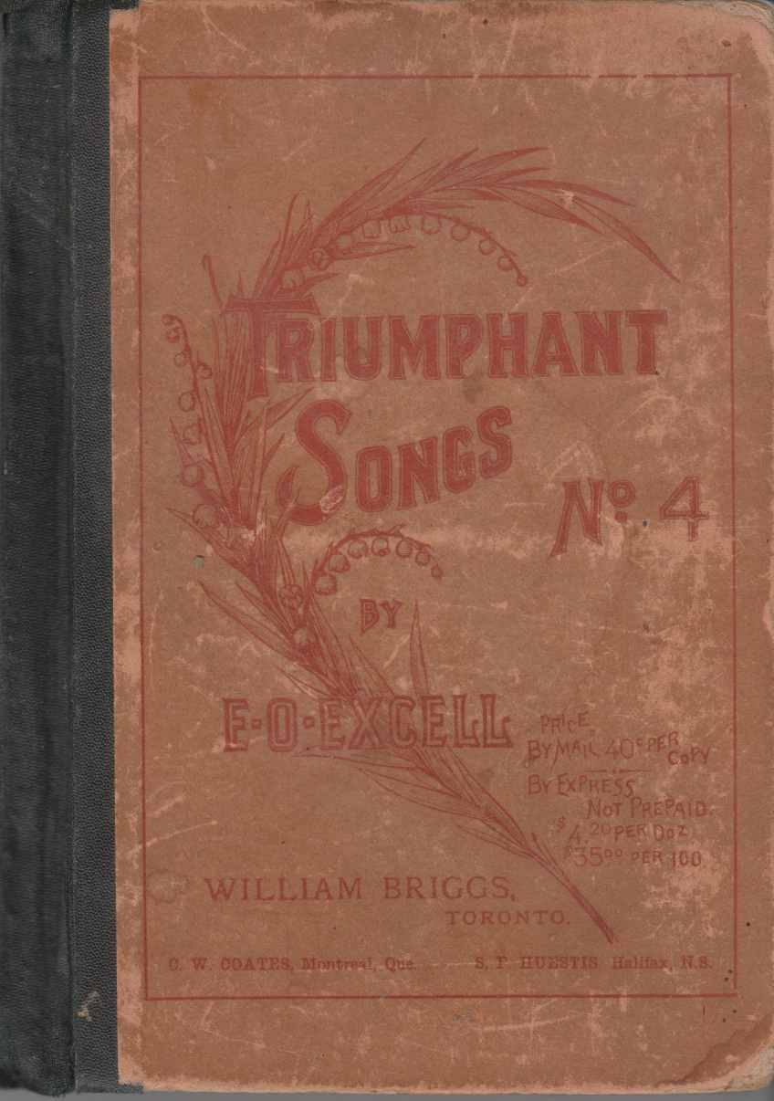 Image for Triumphant Songs No. 4