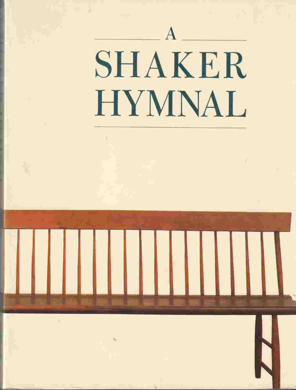 Image for A Shaker Hymnal