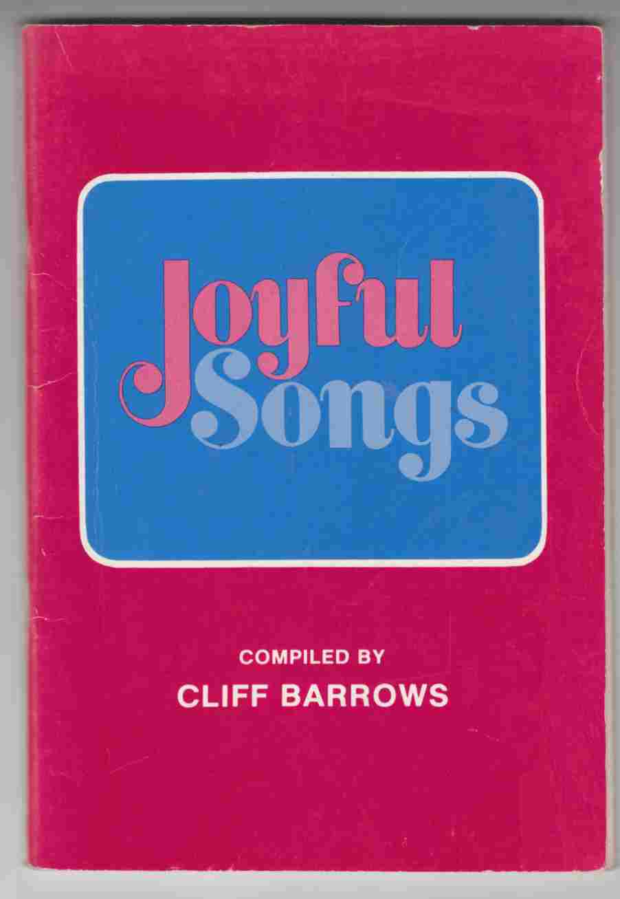 Image for Joyful Songs