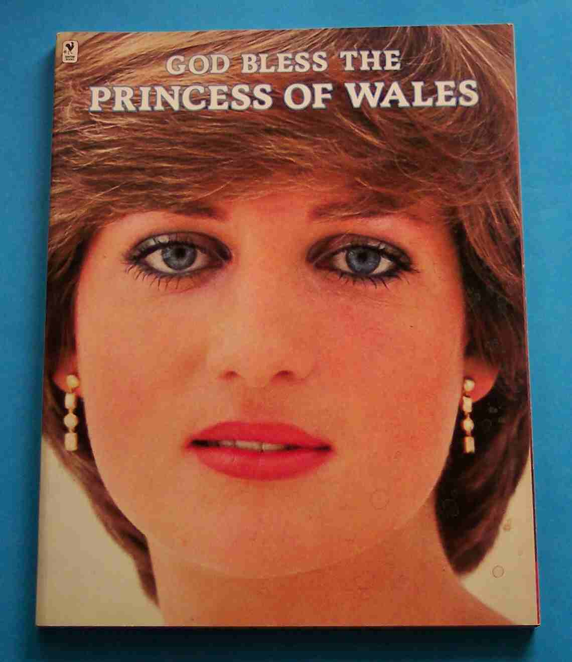 Image for God Bless the Princess of Wales