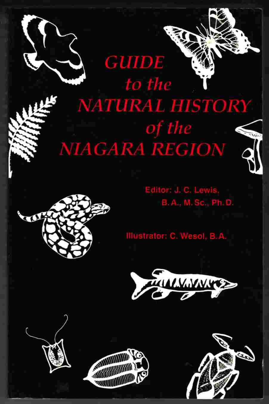 Image for Guide to the Natural History of the Niagara Region