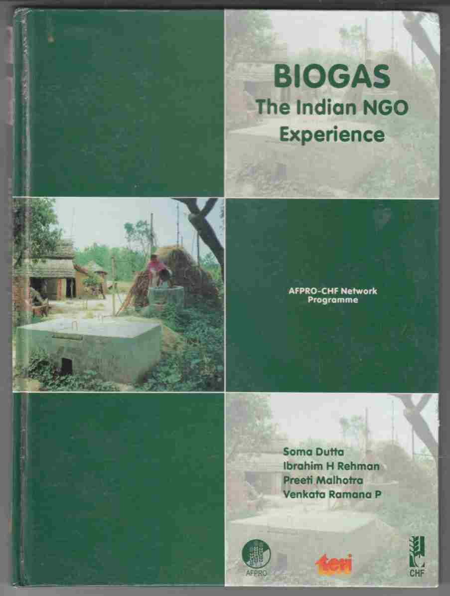 Image for Biogas: The Indian NGO Experience
