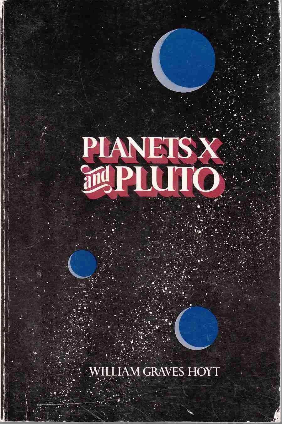 Image for Planets X and Pluto
