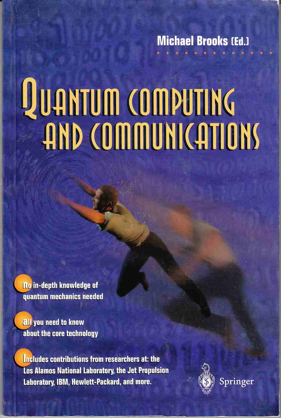 Image for Quantum Computing and Communications