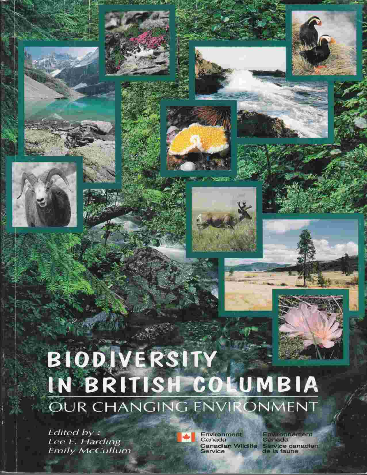 Image for Biodiversity in British Columbia Our Changing Environment