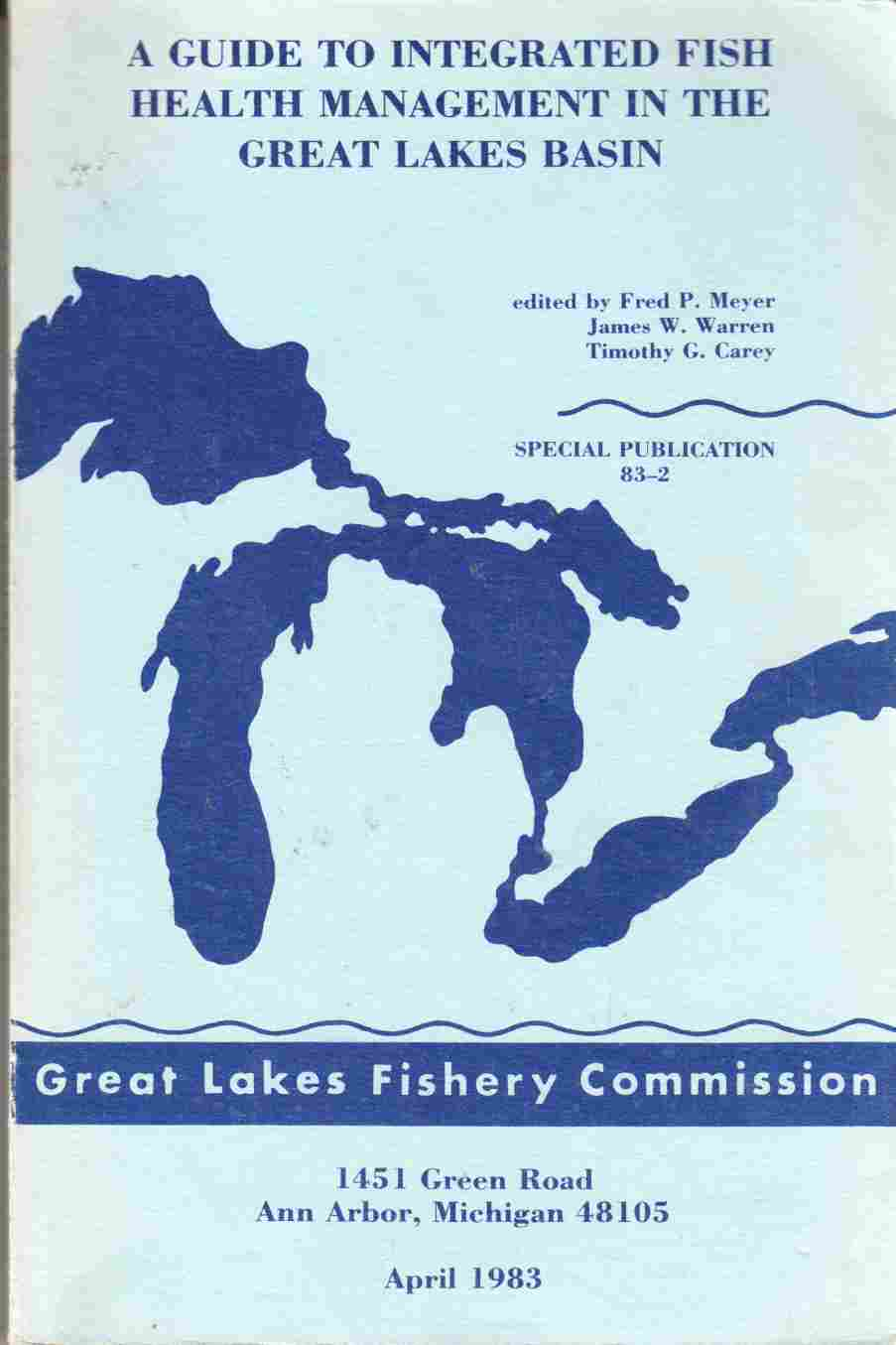 Image for A Guide to Integrated Fish Health Management in the Great Lakes Basin