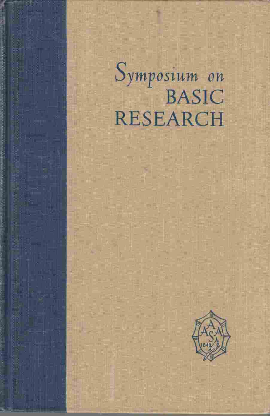 Image for Symposium on Basic Research