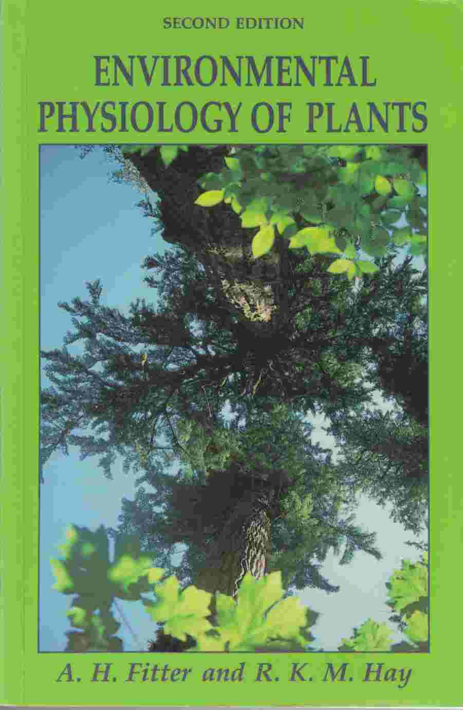 Image for Environmental Physiology of Plants Second Edition