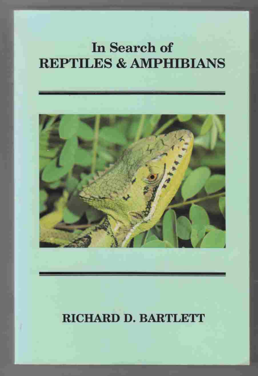 Image for In Search of Reptiles and Amphibians