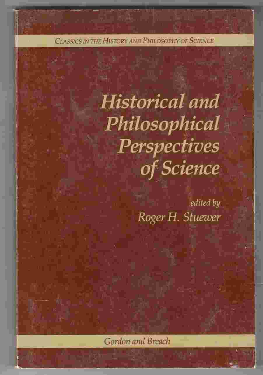 Image for Historical and Philosophical Perspectives of Science