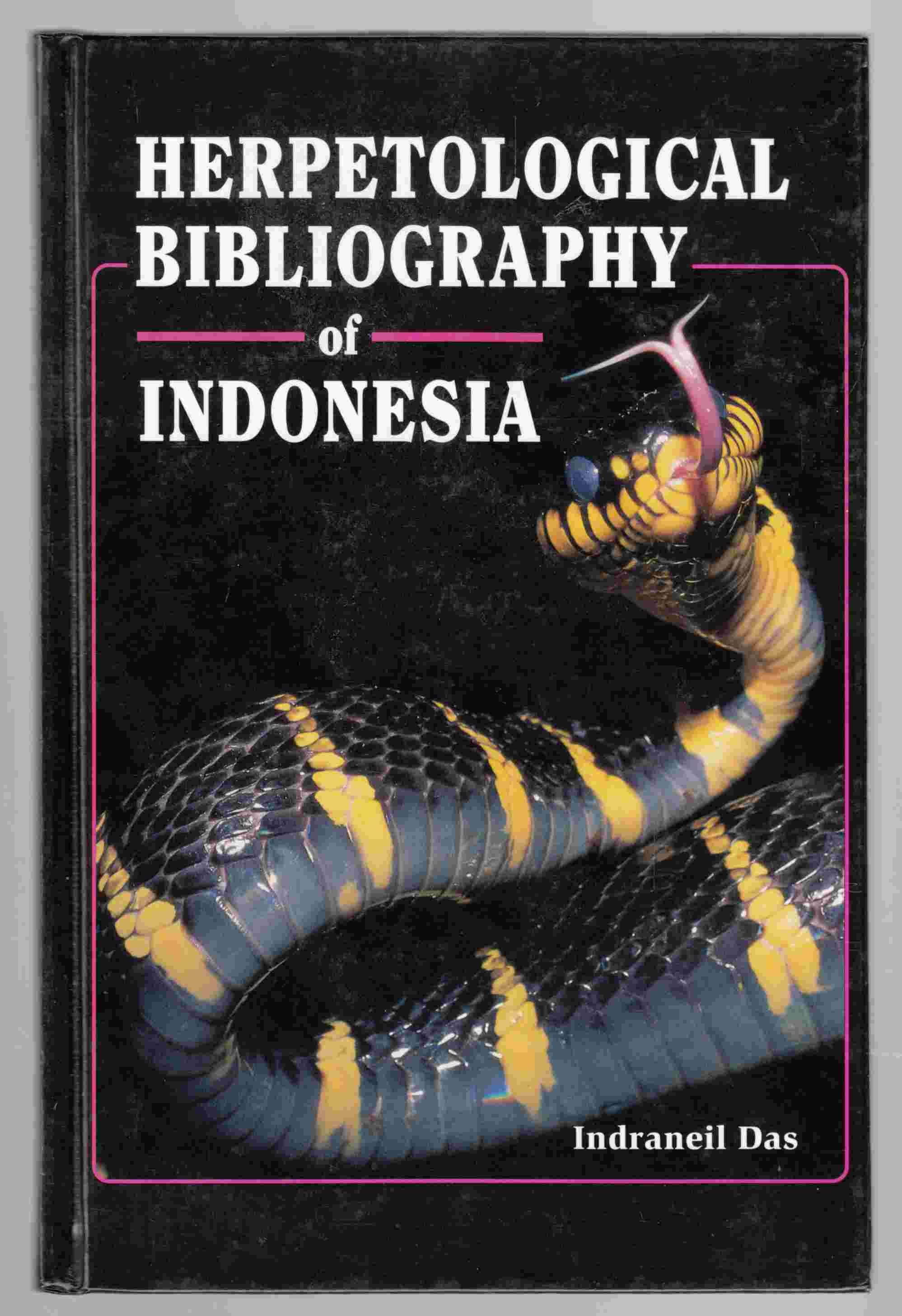 Image for Herpetological Bibliography of Indonesia