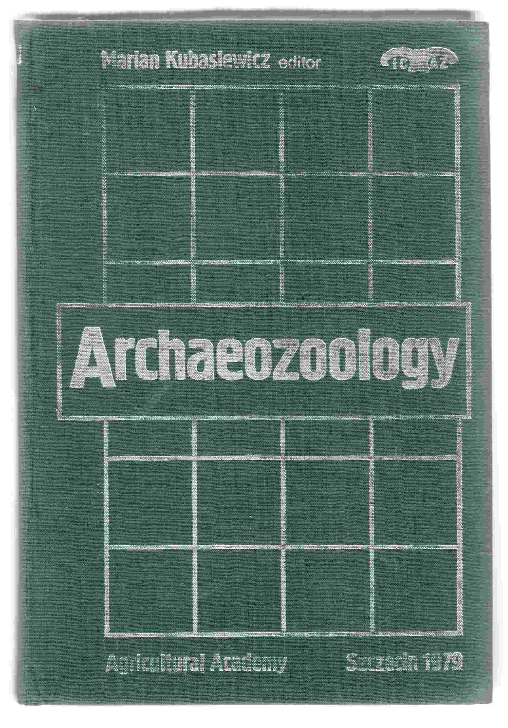 Image for Archaeozoology
