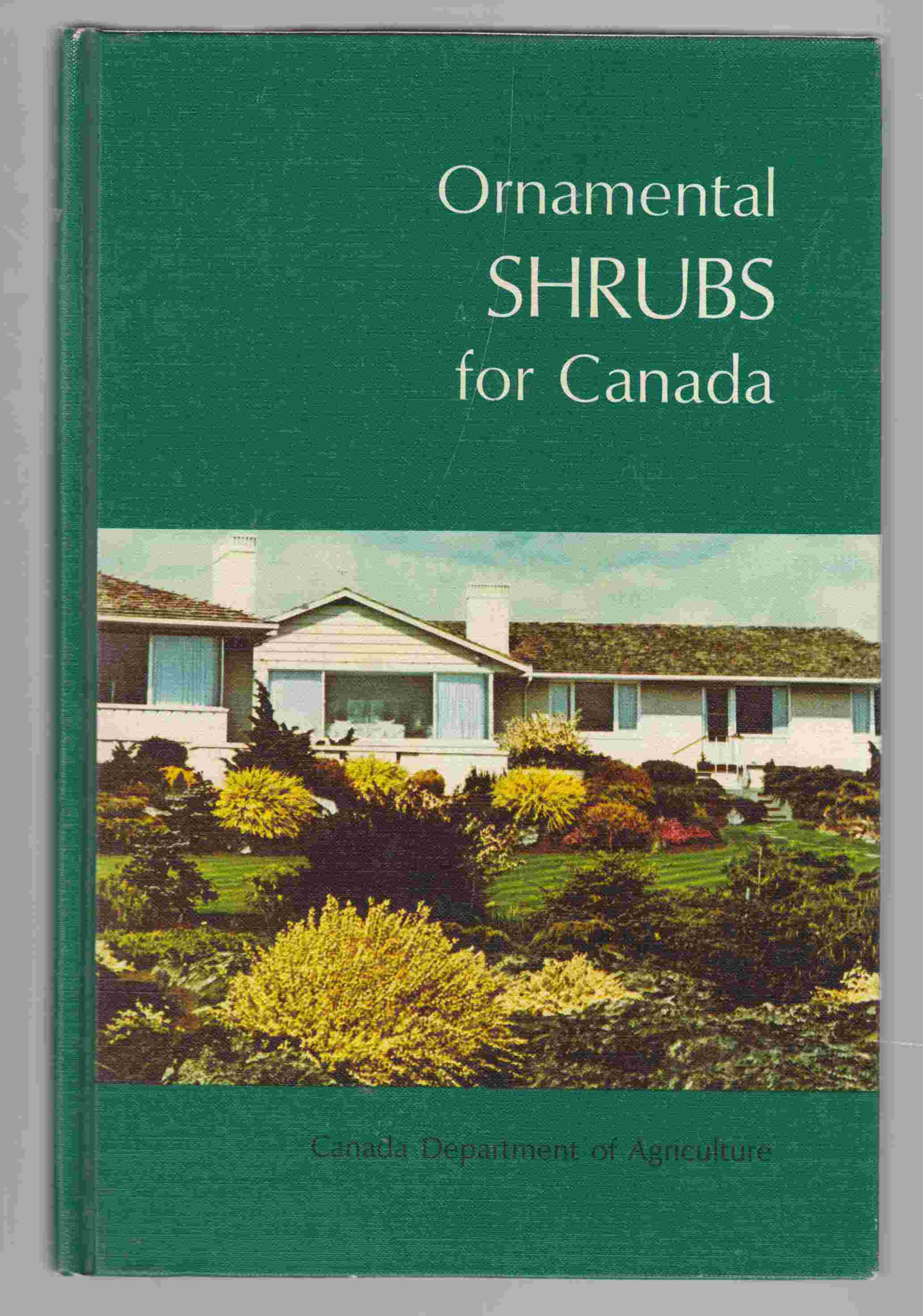 Image for Ornamental Shrubs for Canada