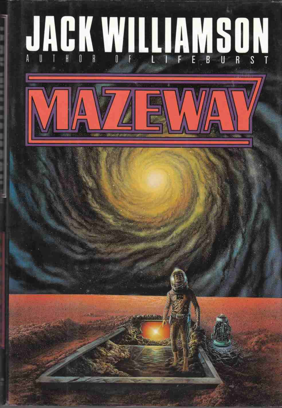 Image for The Mazeway