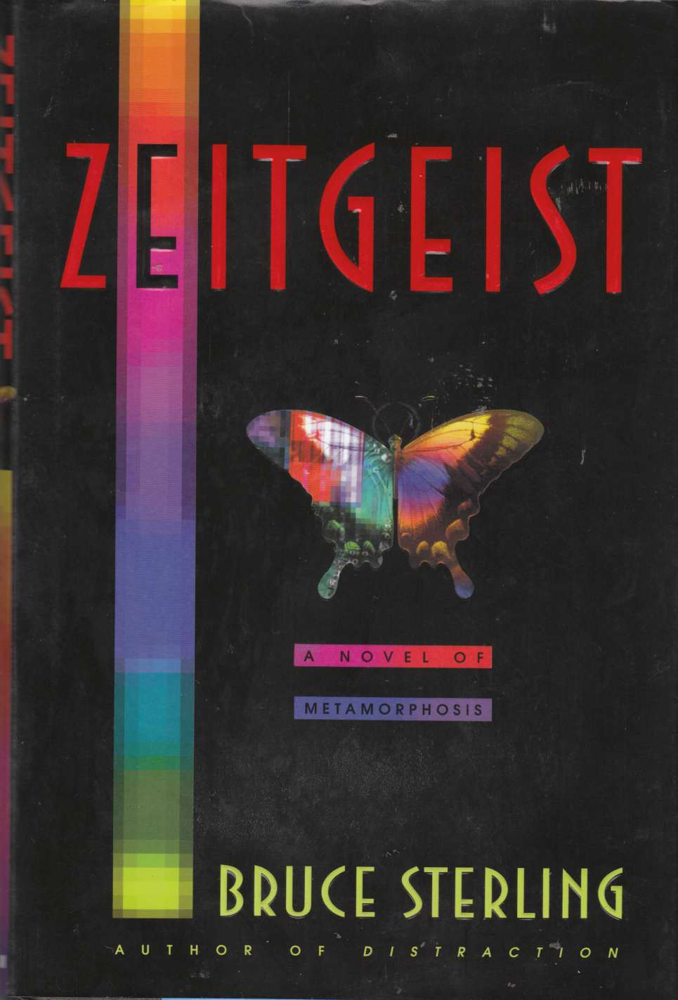 Image for Zeitgeist : A Novel of Metamorphosis