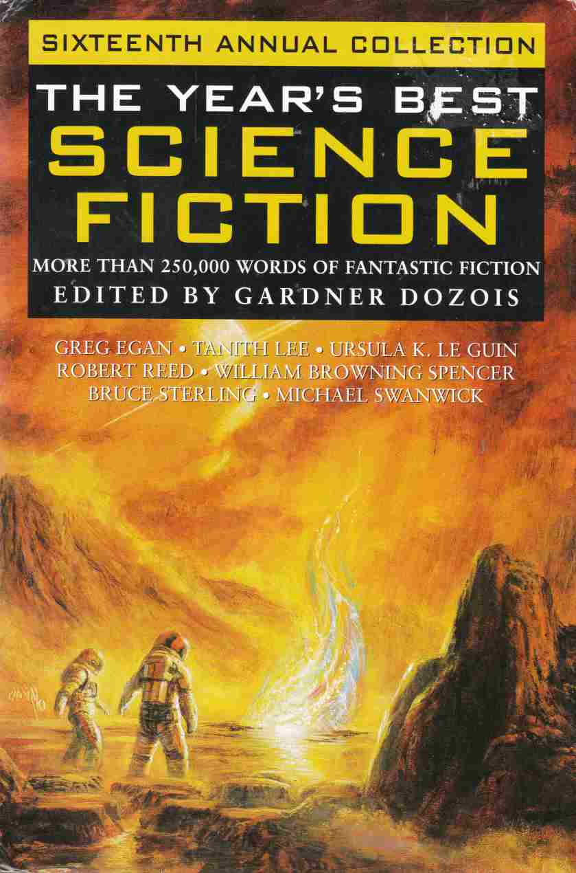 Image for The Year's Best Science Fiction Sixteenth Annual Collection