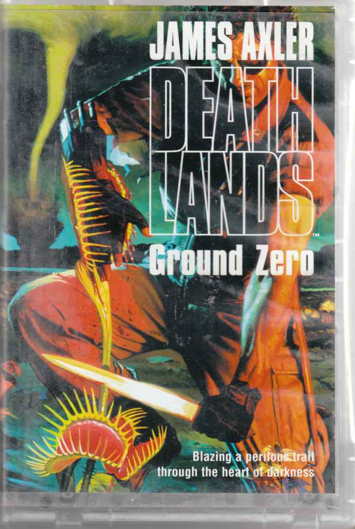 Image for Deathlands: Ground Zero