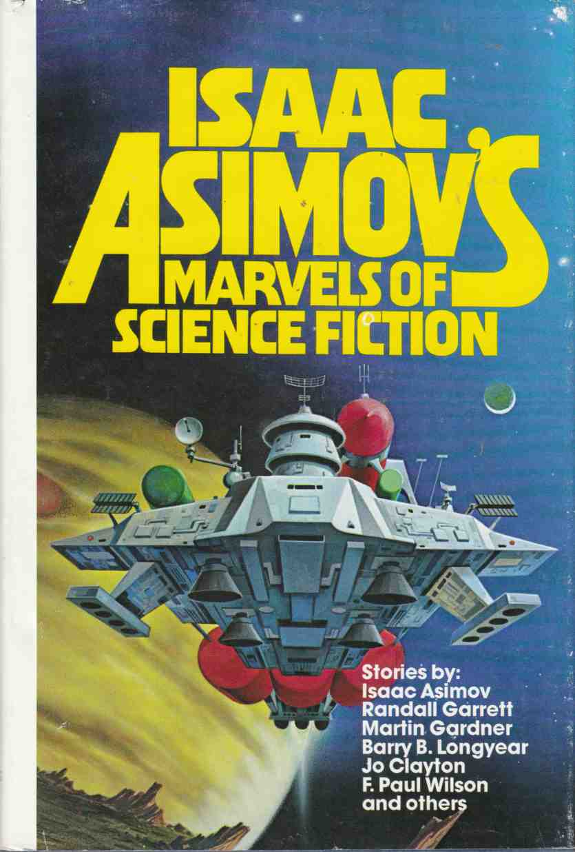 Image for Isaac Asimov's Marvels of Science Fiction Volume 2