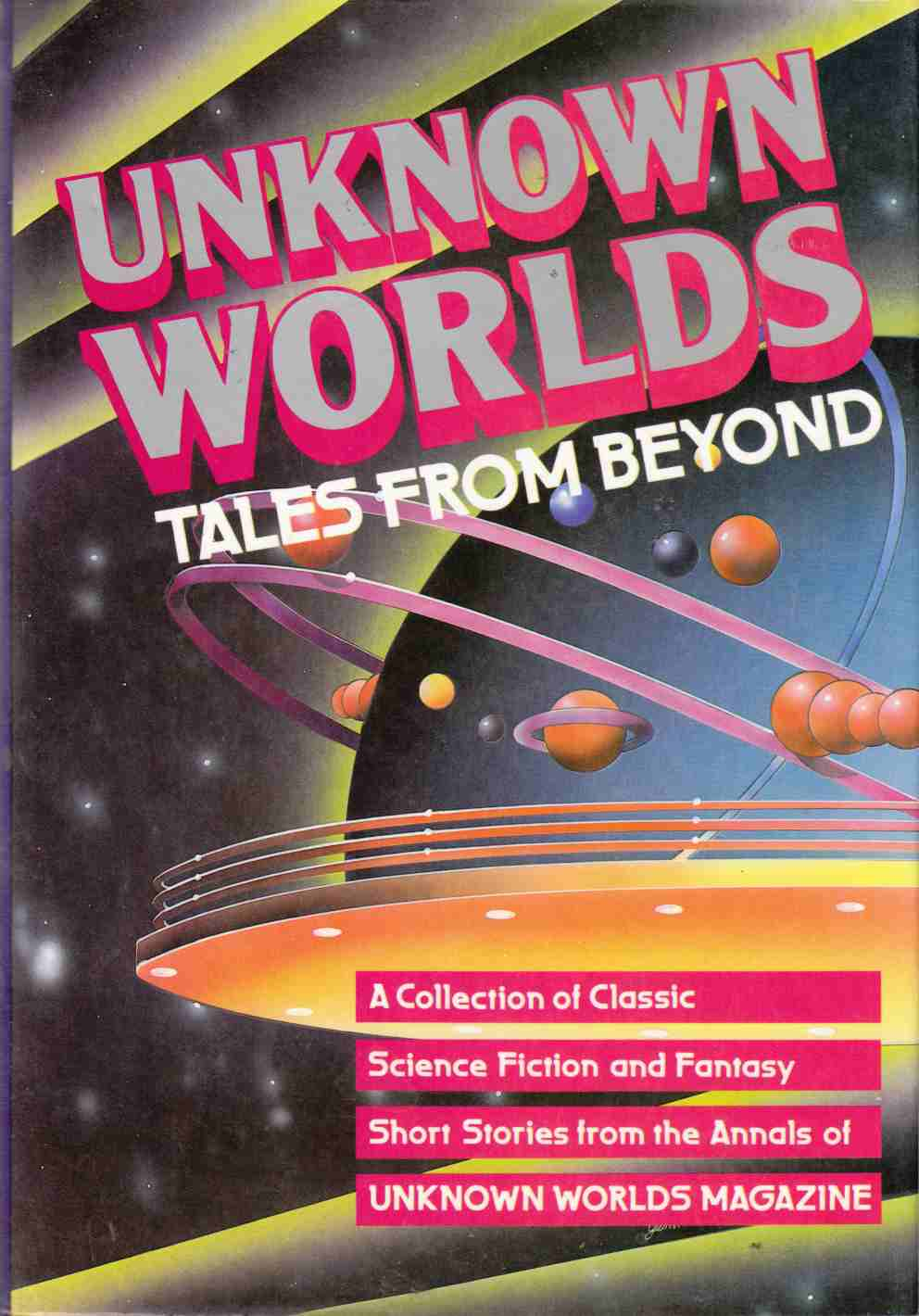 Image for Unknown Worlds: Tales from Beyond