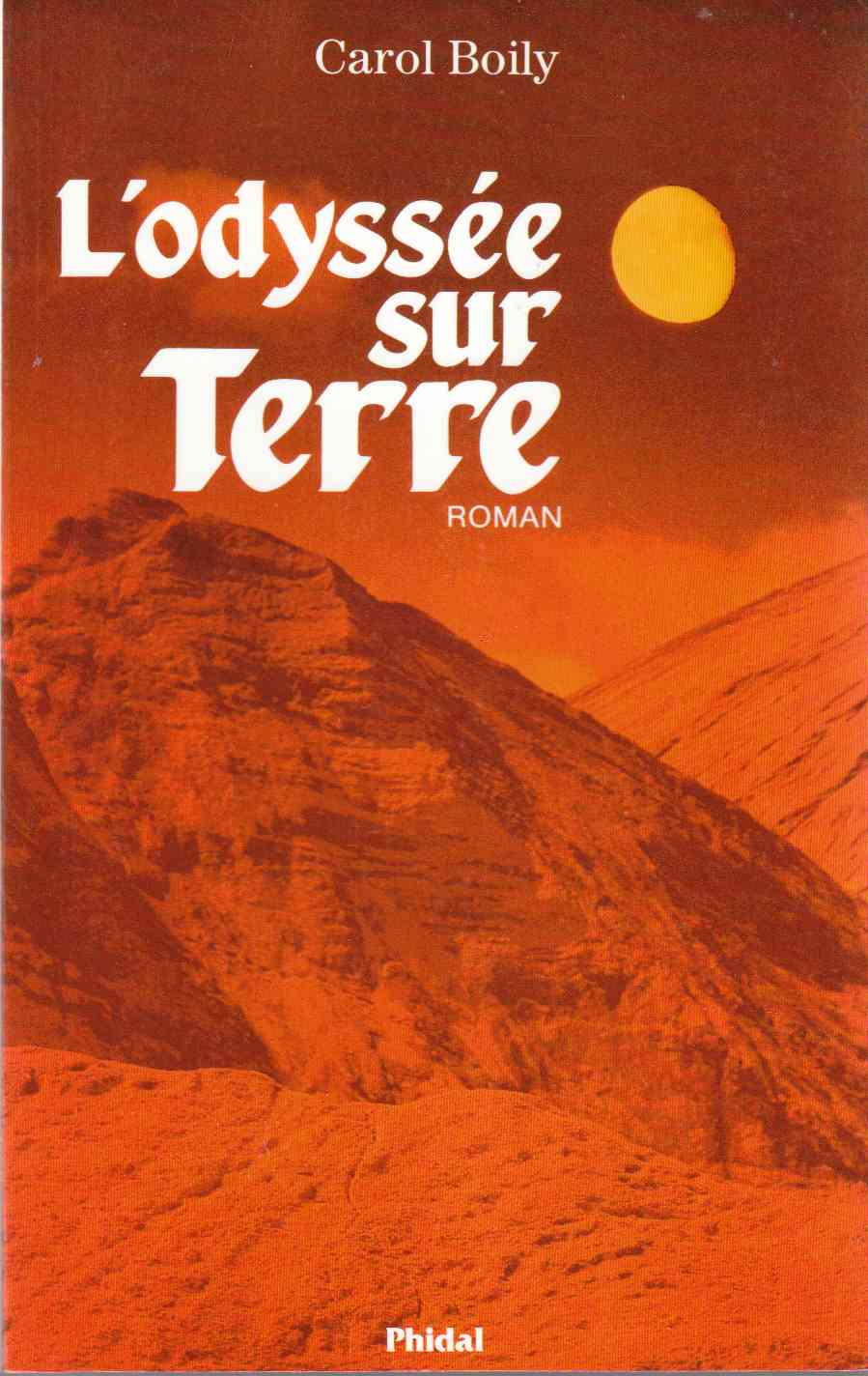 Image for L'Odyssee Sur Terre