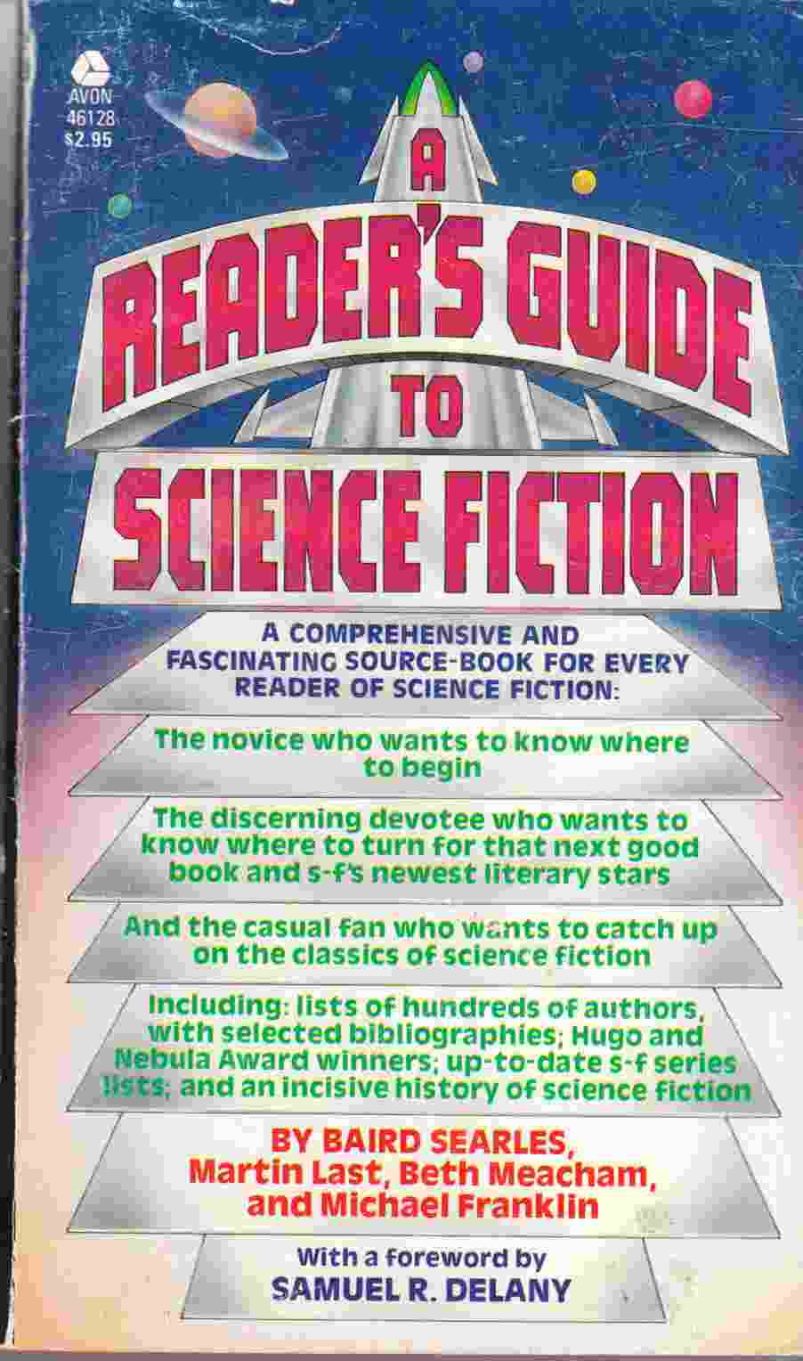 Image for A Reader's Guide to Science Fiction