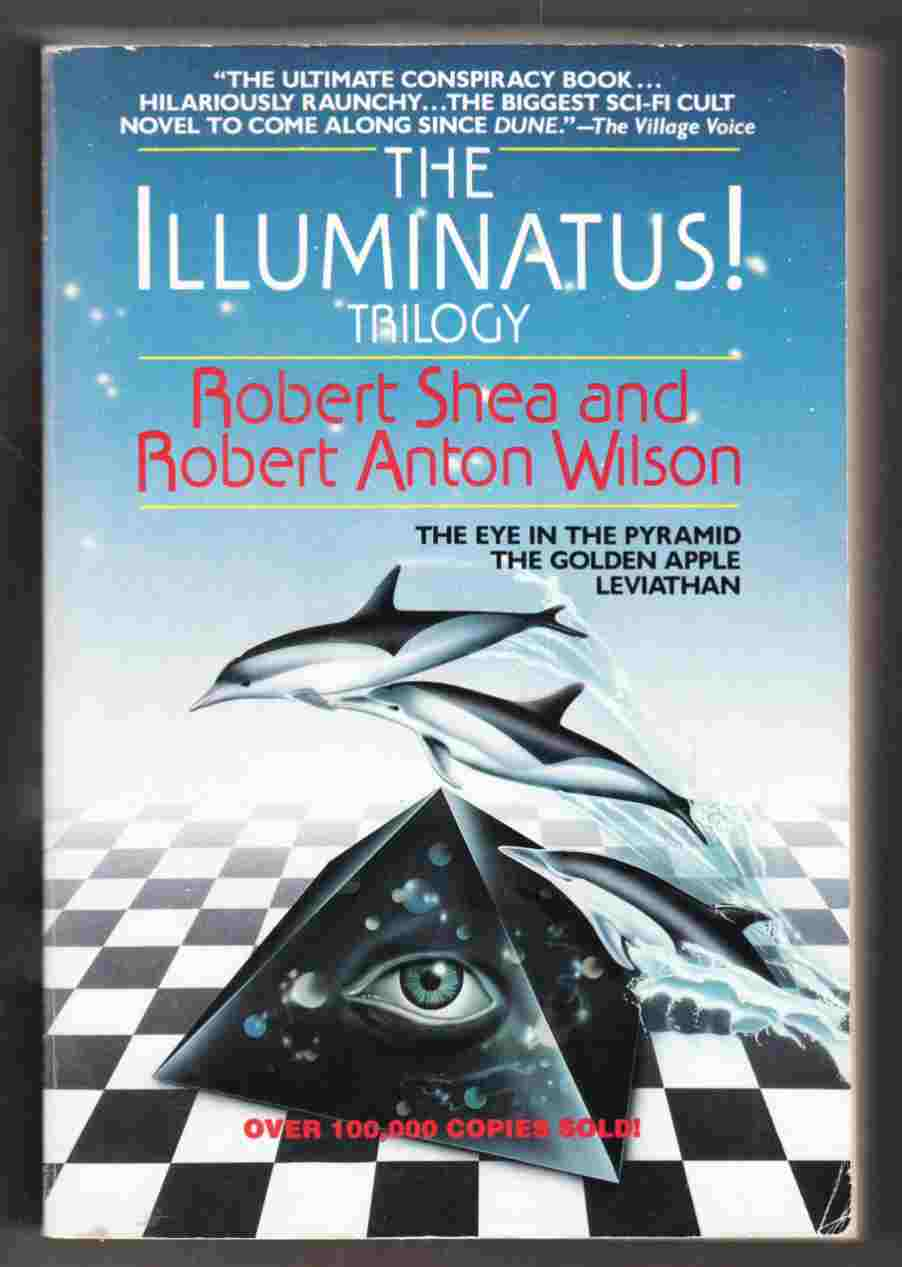 Image for The Illuminatus! Trilogy  (The Eye in the Pyramid, The Golden Apple, Leviathan)