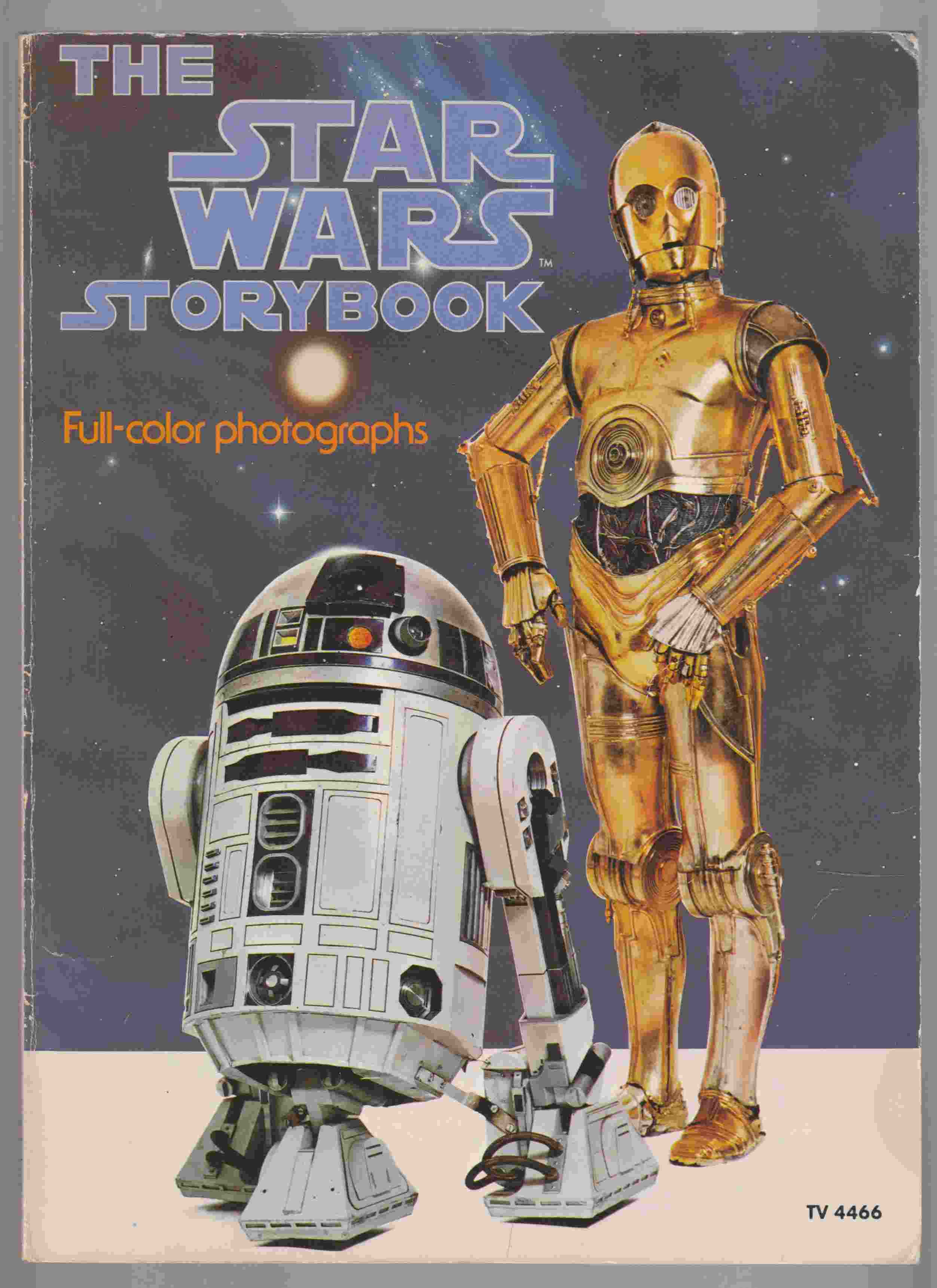 Image for The Star Wars Storybook