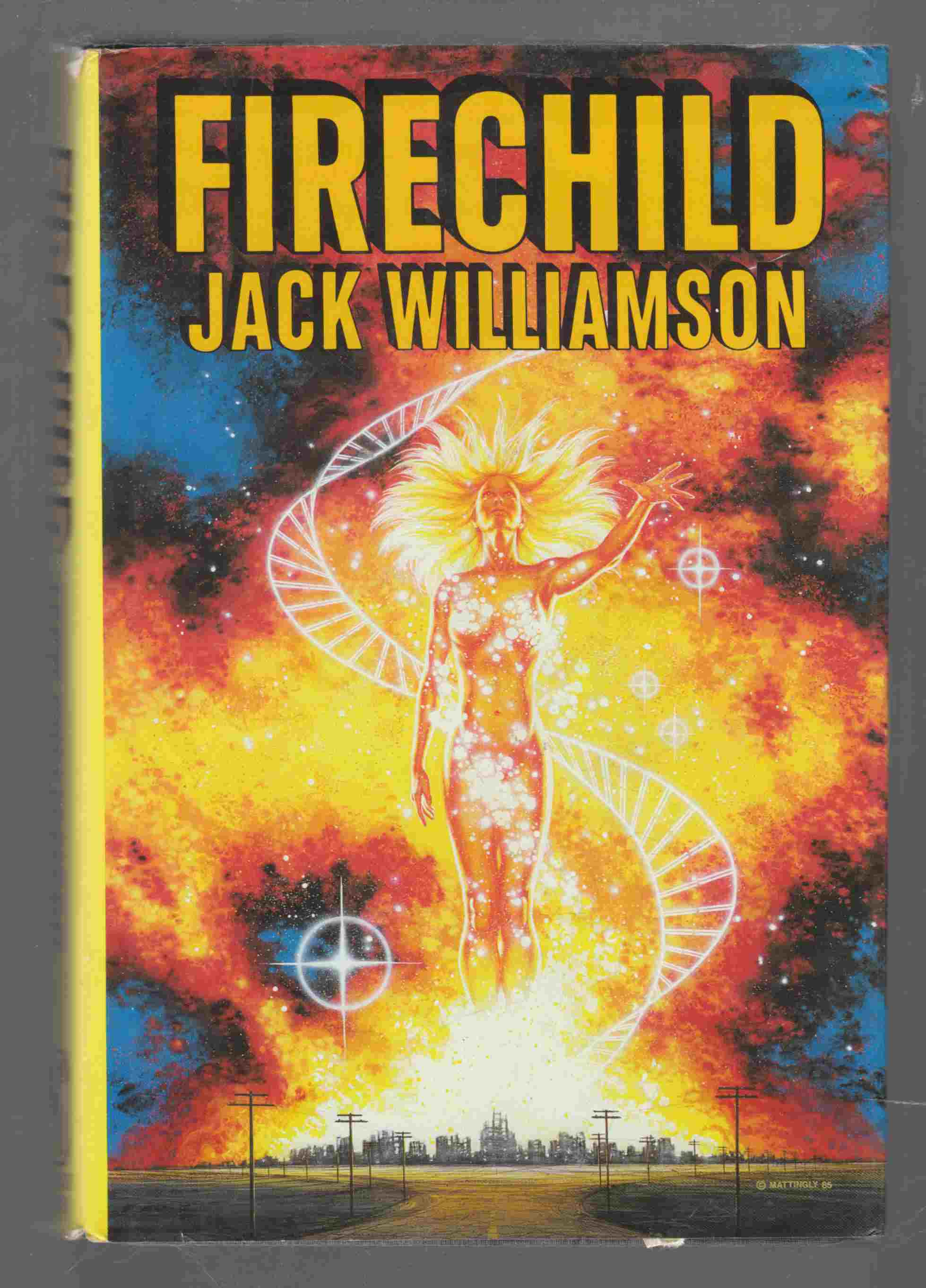 Image for Firechild
