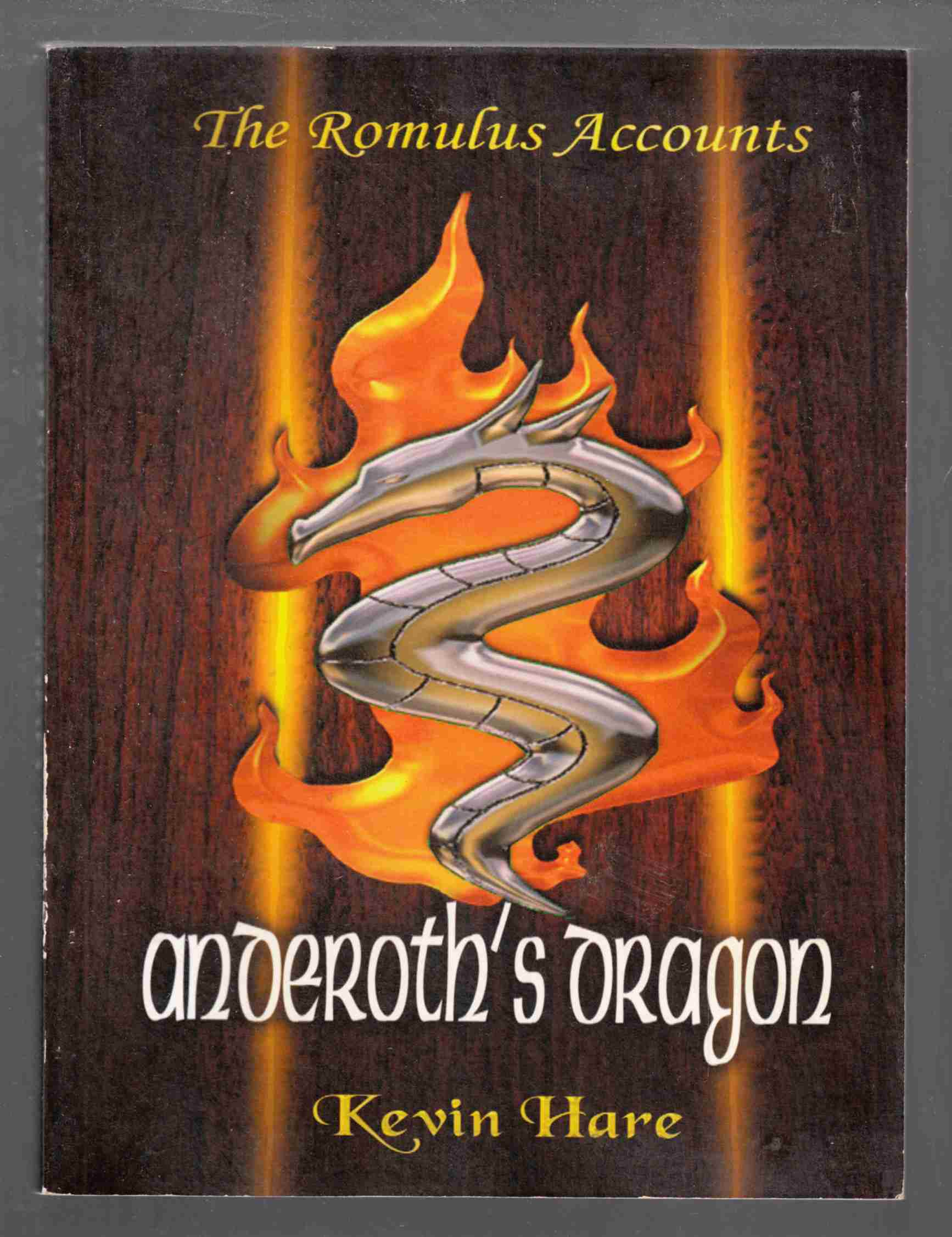Image for The Romulus Accounts: Anderoth's Dragon