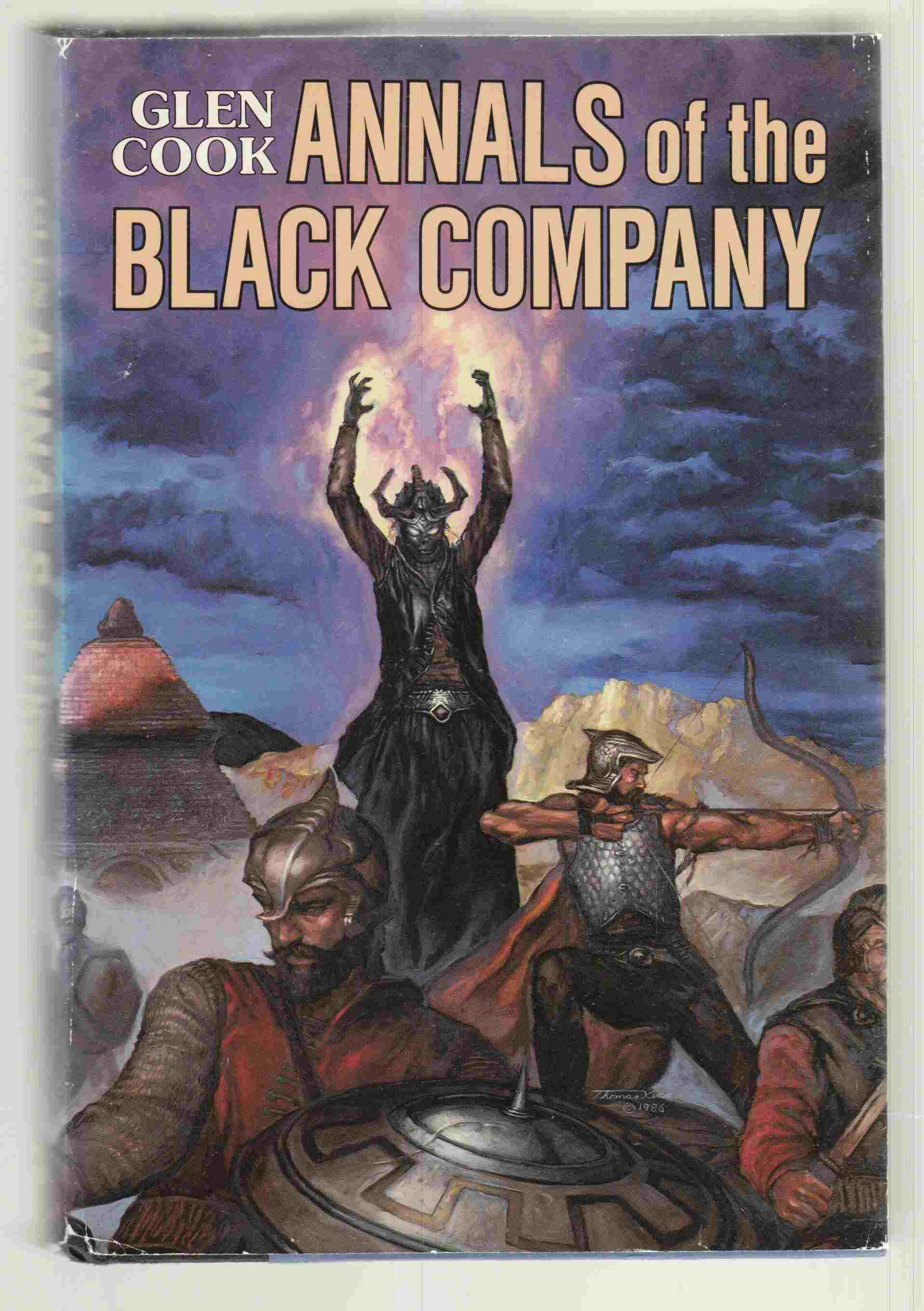 Image for Annals of the Black Company
