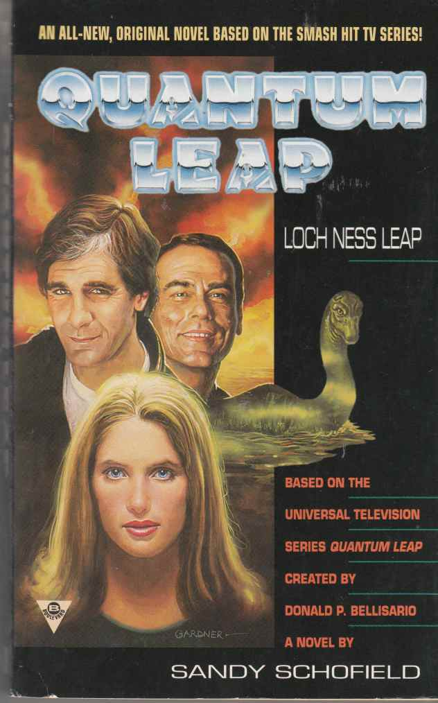 Image for Quantum Leap: Loch Ness Leap