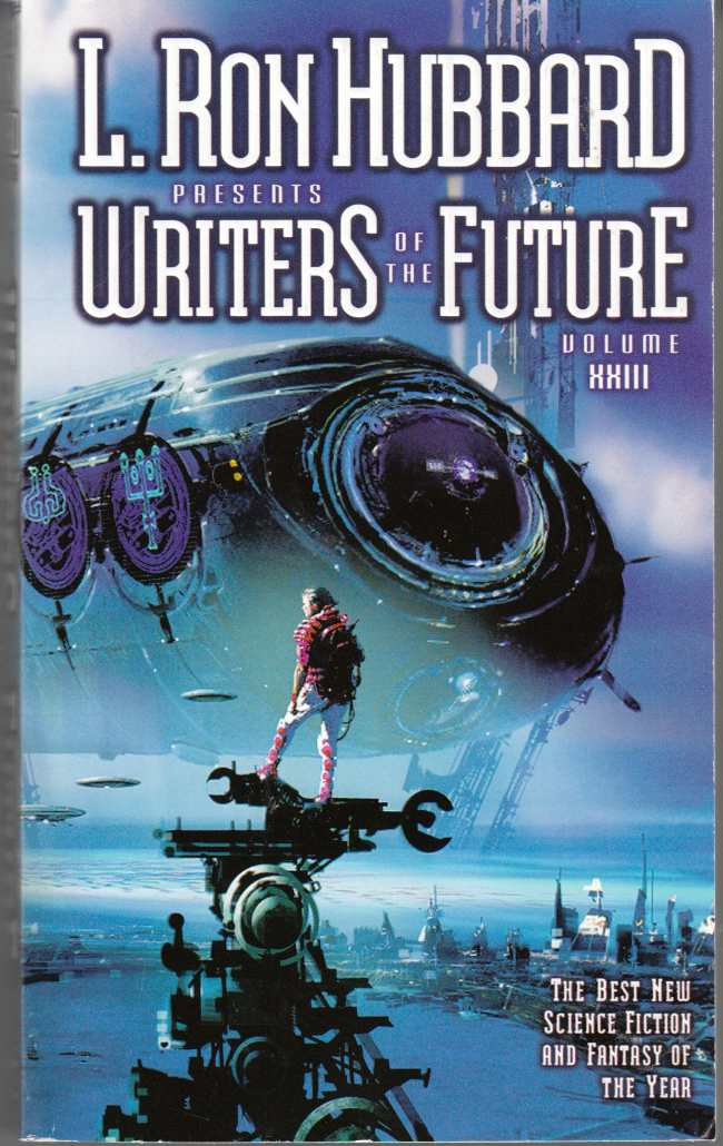 Image for Writers of the Future Volume XXIII (23)