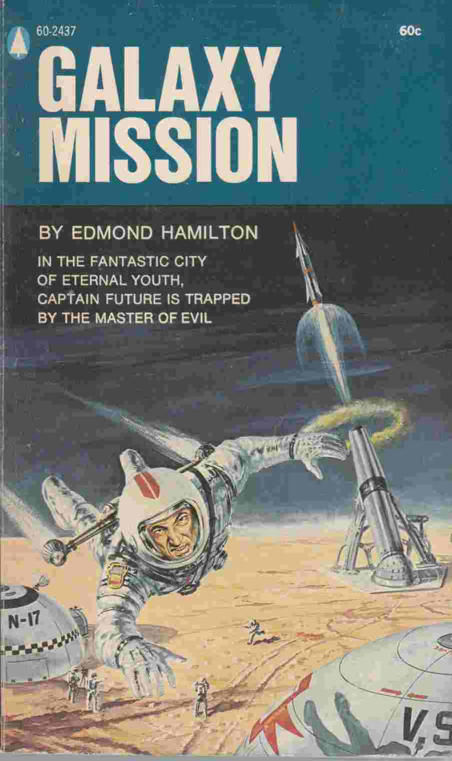 Image for Galaxy Mission