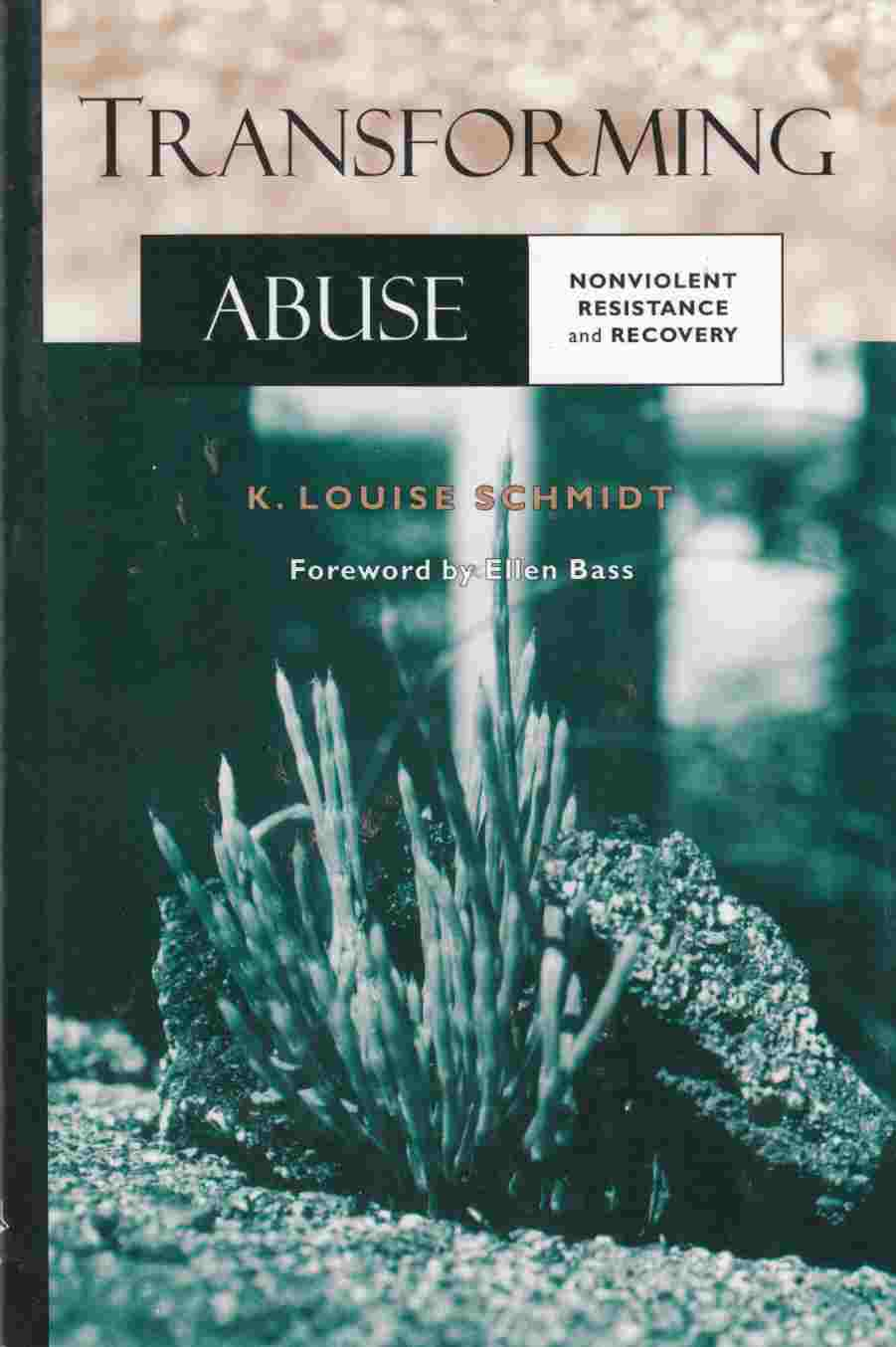 Image for Transforming Abuse: Nonviolent Resistance and Recovery