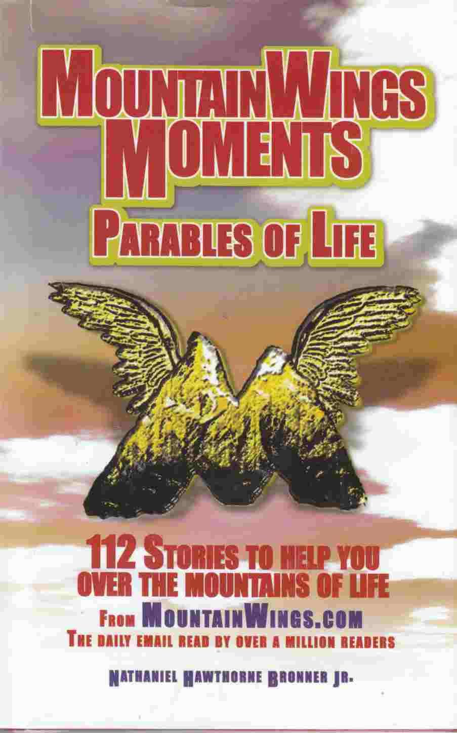 Image for MountainWings Moments: Parables of Life
