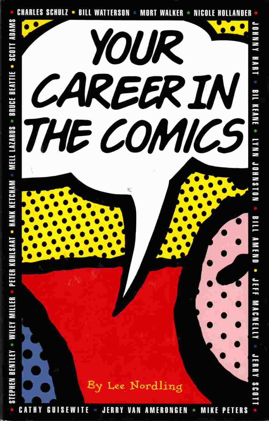 Image for Your Career in the Comics
