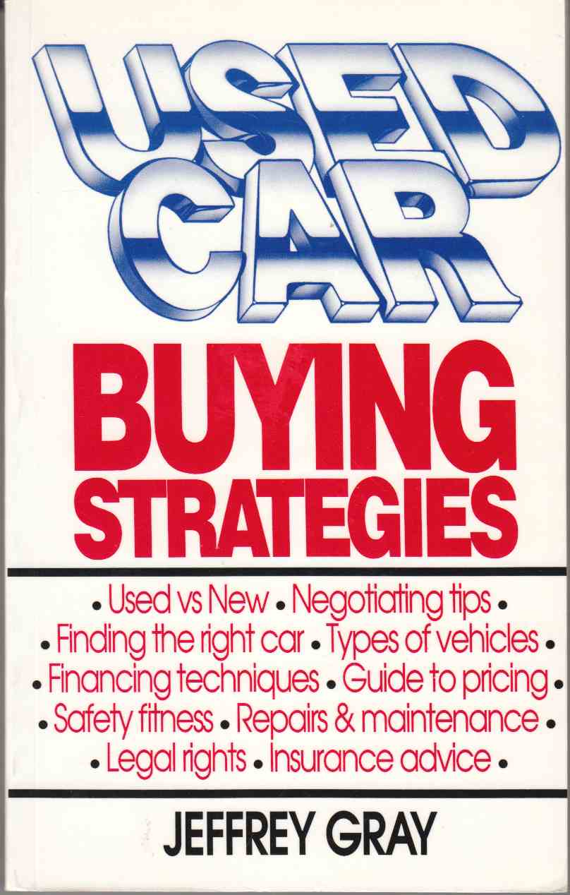 Image for Used Car Buying Strategies