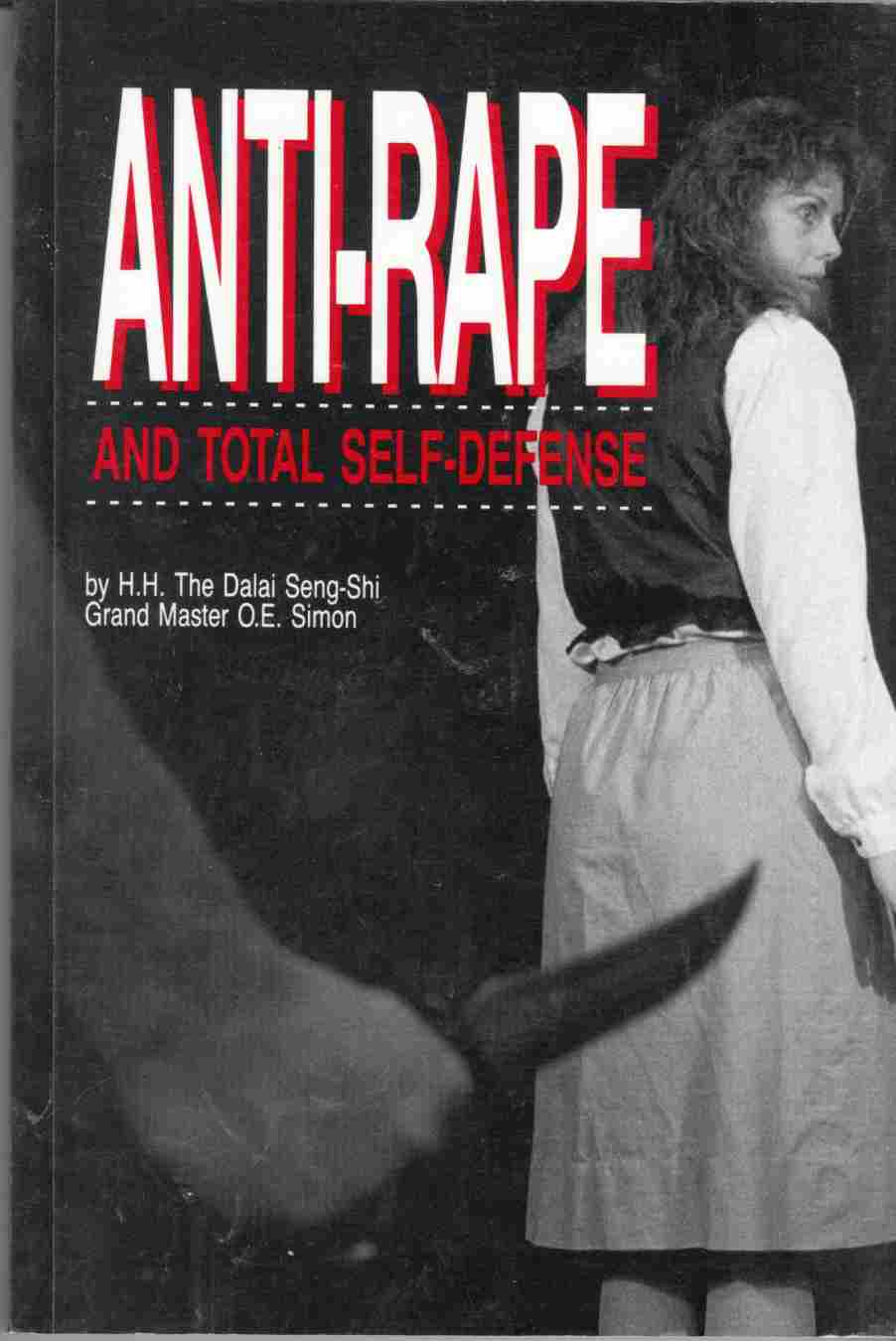 Image for Anti-Rape and Total Self-Defense