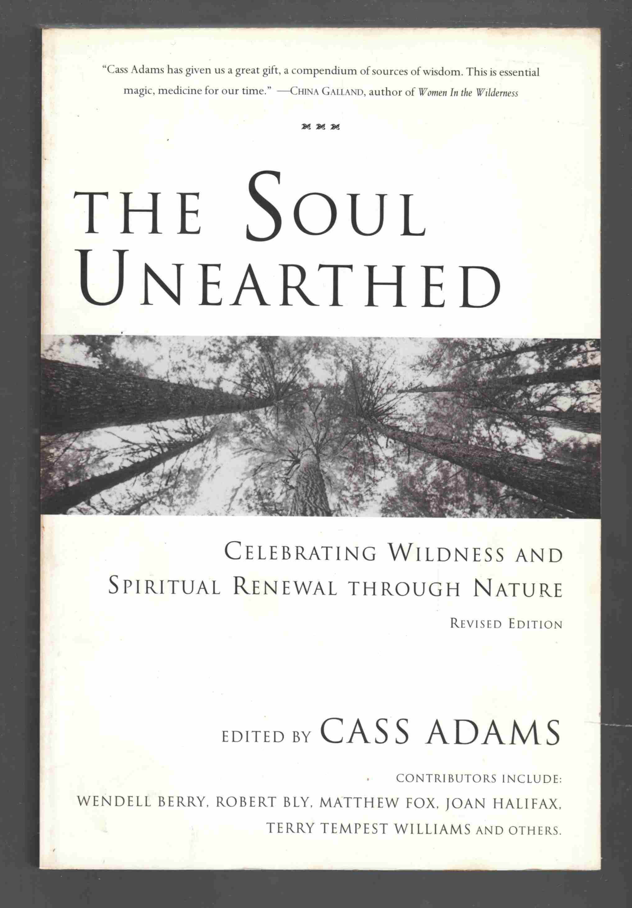 Image for The Soul Unearthed Celebrating Wildness and Spiritual Renewal through Nature