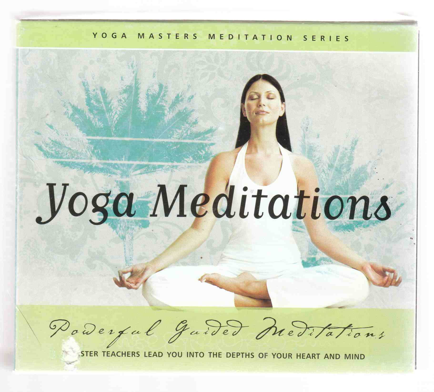 Image for Yoga Meditations