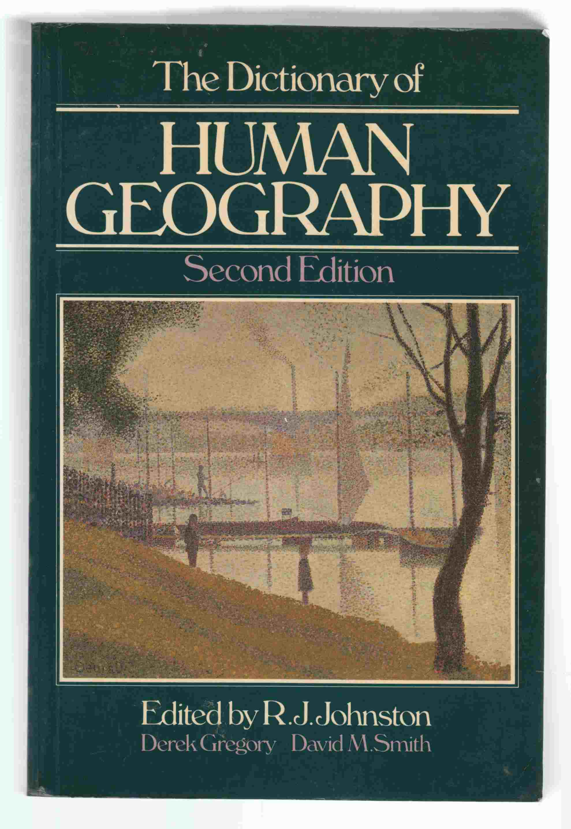 Image for The Dictionary of Human Geography